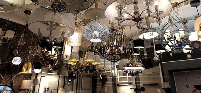 Lampy Oświetlenie Salon Oświetlenia Bartycka Warszawa